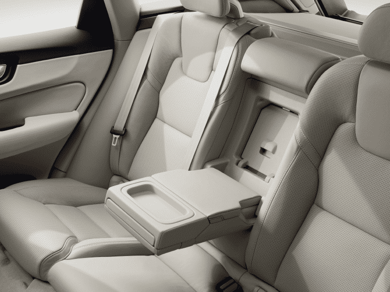 New Volvo XC60 Interieur